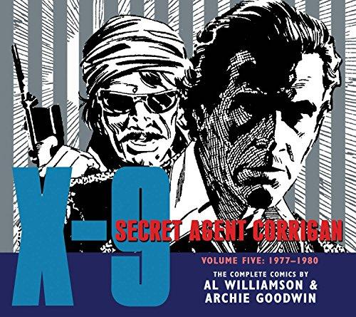9781613775424: X-9: Secret Agent Corrigan Volume 5