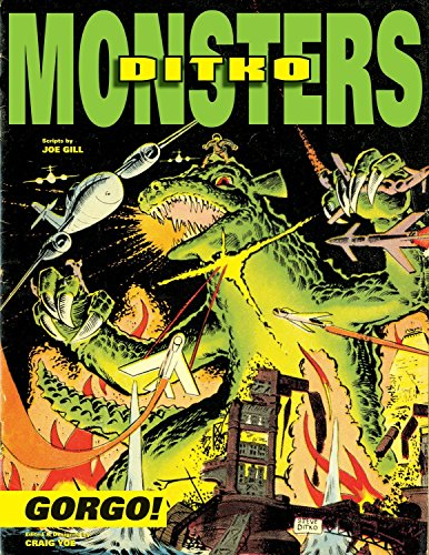 9781613775523: Ditko's Monsters: Gorgo! (Ditko Monsters)
