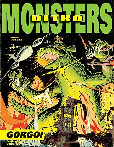 9781613775523: Ditko's Monsters: Gorgo! (Ditko Monsters)