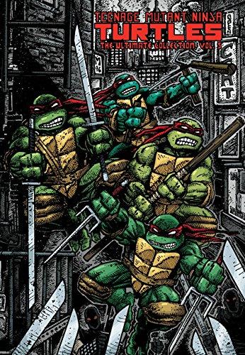 9781613775530: Teenage Mutant Ninja Turtles: The Ultimate Collection Volume 5