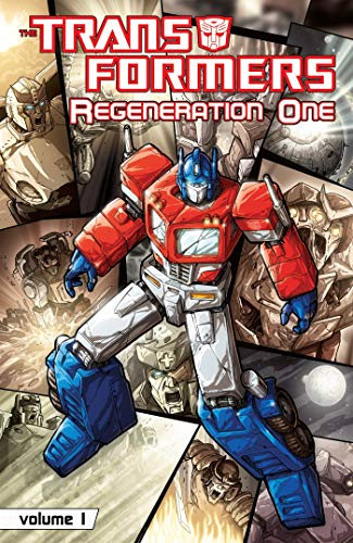 9781613775554: Transformers: Regeneration One Volume 1