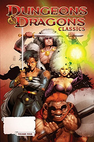 9781613775608: Dungeons & Dragons Classics Volume 4