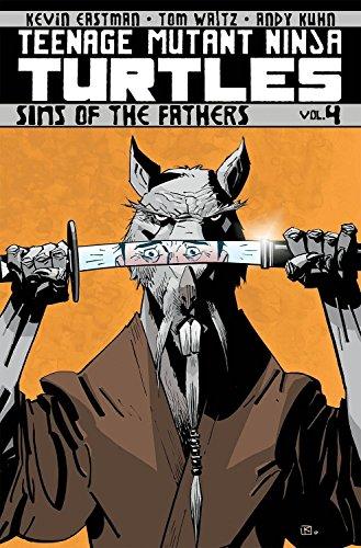 9781613775684: Teenage Mutant Ninja Turtles Volume 4: Sins Of The Fathers (Teenage Mutant Ninja Turtles 4)
