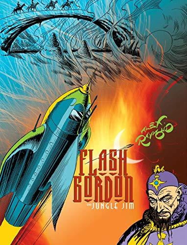 Definitive Flash Gordon and Jungle Jim Volume 3: Raymond, Alex