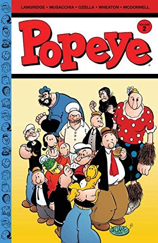 9781613775875: Popeye Volume 2