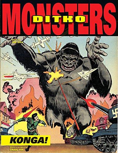 9781613775981: Ditko's Monsters: Konga! (Steve Ditko's Monsters)