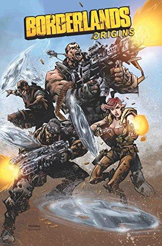 Borderlands Volume 1 Origins: Neumann, Mikey
