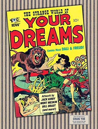 9781613776148: The Strange World of Your Dreams: Comics Meet Dali & Freud!