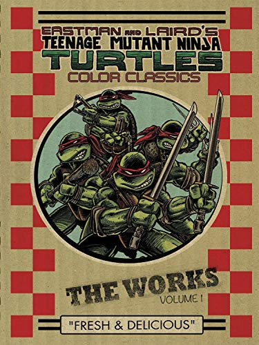 9781613776254: Teenage Mutant Ninja Turtles: The Works Volume 1