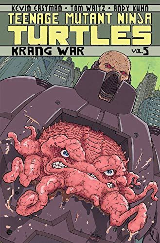 9781613776407: Teenage Mutant Ninja Turtles Volume 5: Krang War