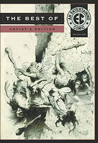 Best of EC Vol 1 : Artist's Edition HC: author