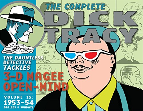 Complete Chester Gould's Dick Tracy Volume 15: Gould, Chester