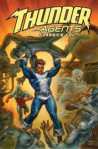 9781613776896: T.H.U.N.D.E.R. Agents Classics Volume 1