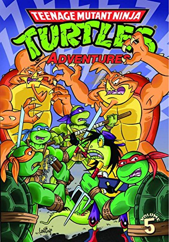 9781613776902: Teenage Mutant Ninja Turtles Adventures Volume 5