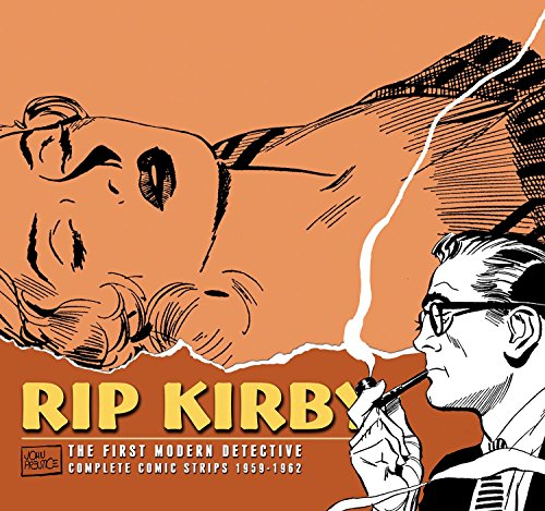 Rip Kirby Volume 6: Dickenson, Fred