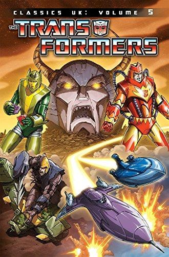 9781613777145: Transformers Classics UK Volume 5