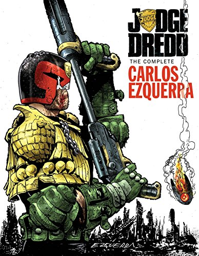 9781613777244: Judge Dredd: The Complete Carlos Ezquerra Volume 2