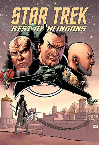 Star Trek: Best of Klingons TP: Barr, Mike W.; Tipton, Scott; Tipton, David