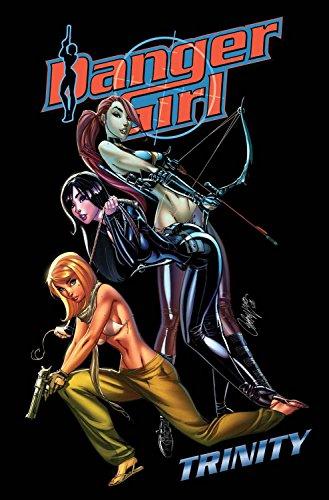 Danger Girl: Trinity: Royle, John
