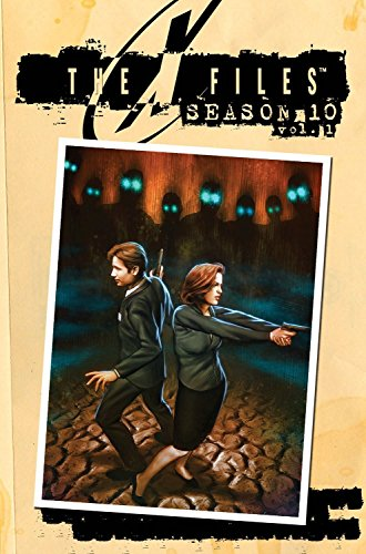 X-Files Season 10 Volume 1 (The X-Files): Joe Harris