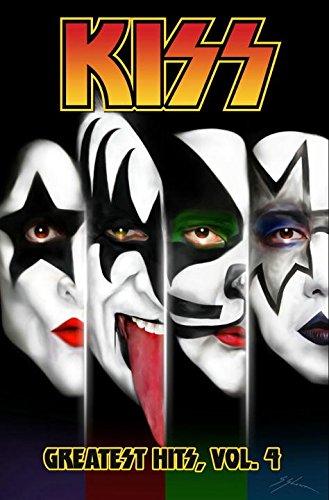 9781613777589: Kiss: Greatest Hits Volume 4