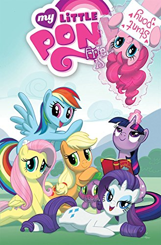 9781613777602: My Little Pony: Friendship is Magic Volume 2