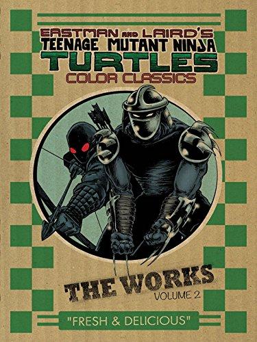 9781613777633: Teenage Mutant Ninja Turtles: The Works Volume 2