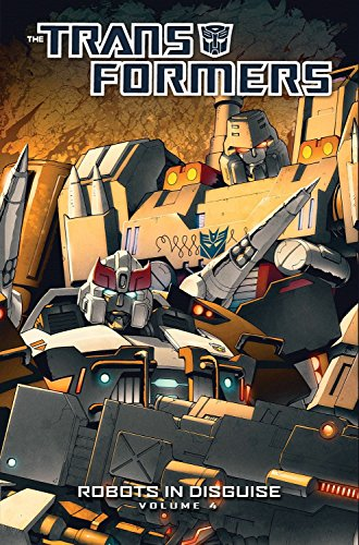 Transformers: Robots In Disguise Volume 4 (1613777655) by Barber, John
