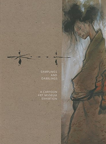 9781613777718: Sam Kieth: Samplings and Dabblings - A Cartoon Art Museum Exhibition (Sam Kieth Collection)