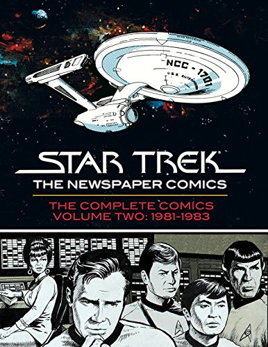 9781613777763: Star Trek: The Newspaper Strip Volume 2