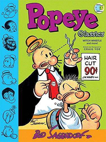 Popeye Classics Volume 3: Sagendorf, Bud