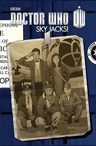 9781613777916: Sky Jacks! (Doctor Who (IDW Numbered))