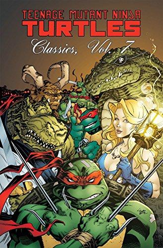 Teenage Mutant Ninja Turtles Classics 7