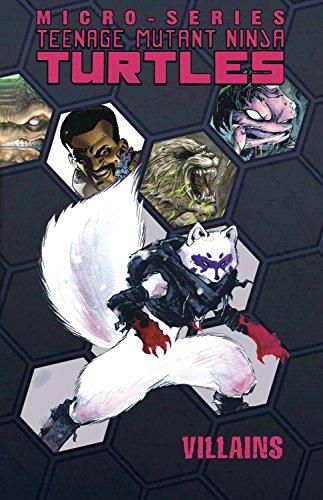 9781613777992: Teenage Mutant Ninja Turtles: Villain Micro-Series Volume 1 (Teenage Mutant Ninja Turtles Micro-Series)