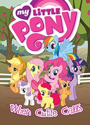 My Little Pony When Cutie Calls My Little Pony IDW