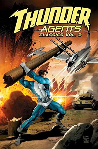 9781613778326: T.H.U.N.D.E.R. Agents Classics Volume 2
