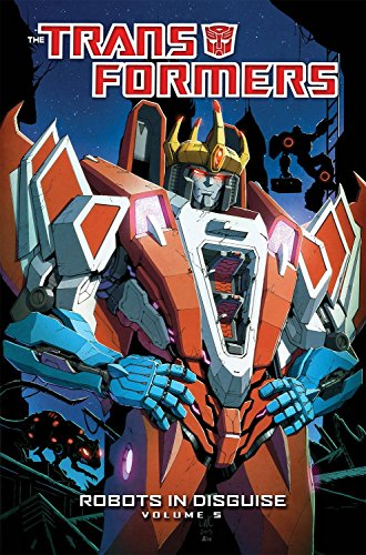 9781613778364: Transformers: Robots In Disguise Volume 5