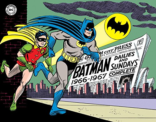 9781613778456: Batman: The Silver Age Newspaper Comics Volume 1 (1966-1967) (Batman Newspaper Comics)