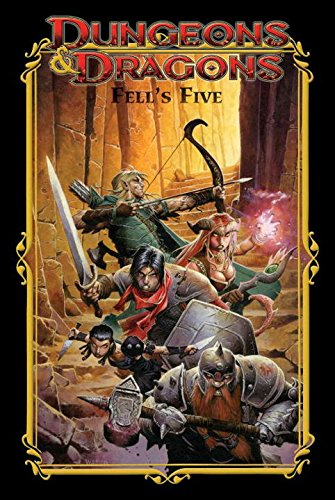 9781613778463: Dungeons & Dragons: Fell's Five