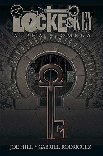 Alpha & Omega (Locke & Key #6): Joe Hill