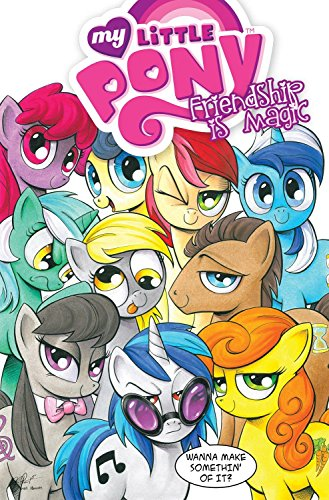 9781613778548: My Little Pony: Friendship Is Magic Volume 3 (My Little Pony Graphic Story)