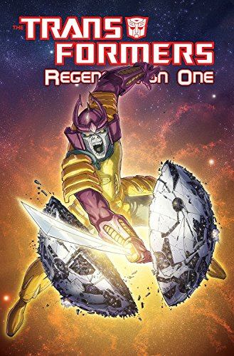 9781613778579: Transformers: Regeneration One Volume 3