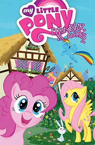 My Little Pony: Friendship Is Magic Part 2 (Paperback)