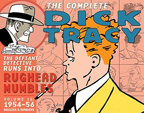9781613778647: Complete Chester Gould's Dick Tracy Volume 16