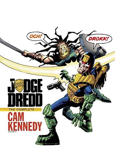 Judge Dredd (Hardcover): Cam Kennedy