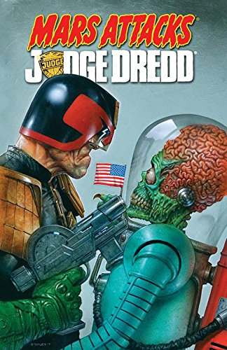9781613778708: Mars Attacks Judge Dredd