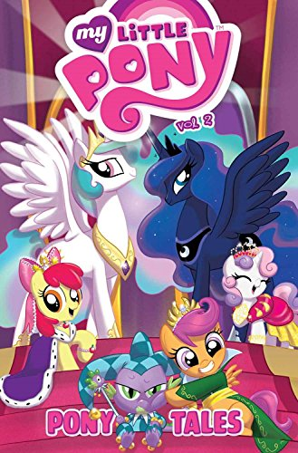 My Little Pony: Pony Tales Vol