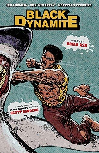 Black Dynamite: Brian Ash
