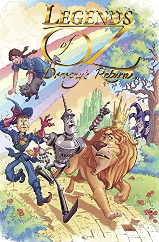 9781613779057: Legends of Oz: Dorothy's Return