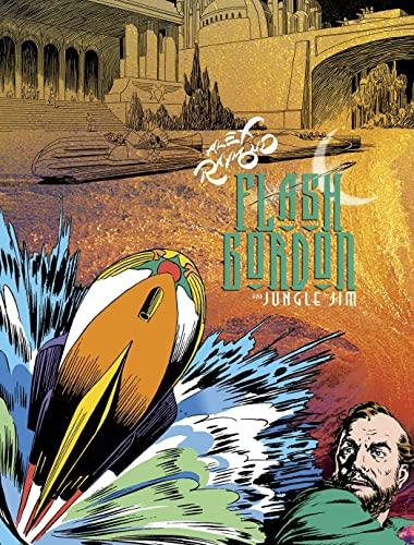 9781613779170: Definitive Flash Gordon and Jungle Jim Volume 4